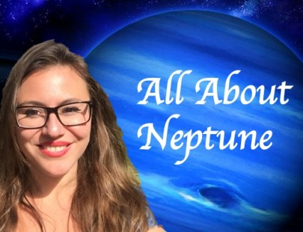 All About Neptune. The Mystic and Artist
