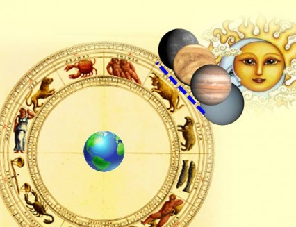 Stelliums in the Birth Chart