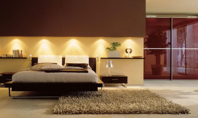 Brown Room