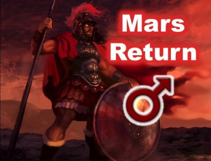 Mars Return. What to Expect and How to Handle It.