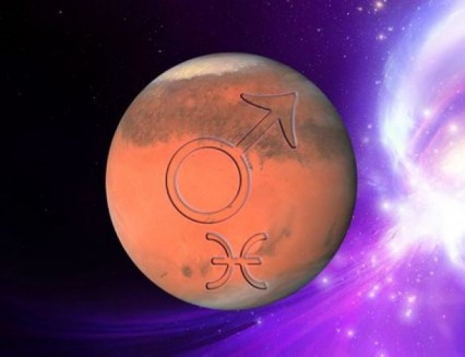 Mars in Pisces. Energy and Sex Drive