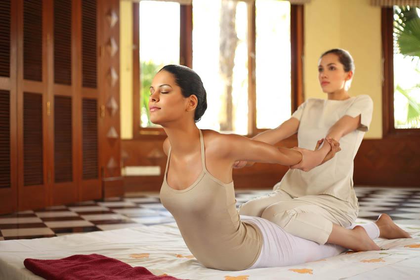 Ananda Thai massage