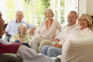 Elderly group