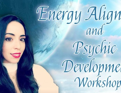Energy Alignment and Psychic Development Workshop