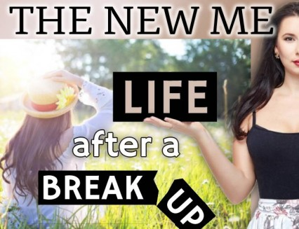 The new me. Life after a break-up