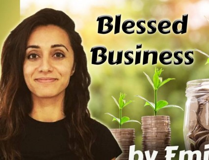 PROMO Blessed Business with Emine