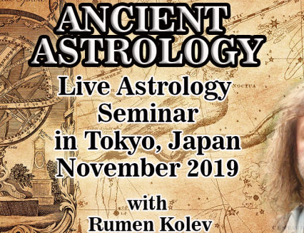 DISCOUNT Live Astrology Seminar in Japan