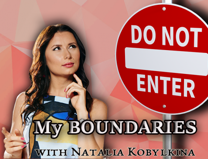 HOLIDAYS DISCOUNT Me and my boundaries