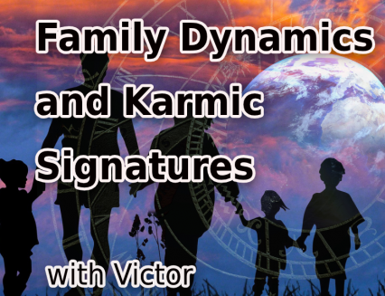 Family Dynamics and Karmic Signatures