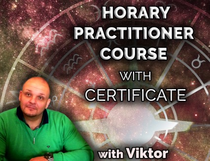 HORARY PRACTITIONER COURSE WITH CERTIFICATE