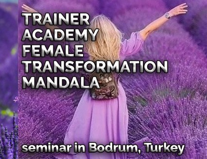 Trainer Academy Female Transformation Mandala