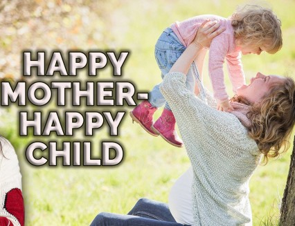 NEW Webinar for Mothers - Happy mother - happy child
