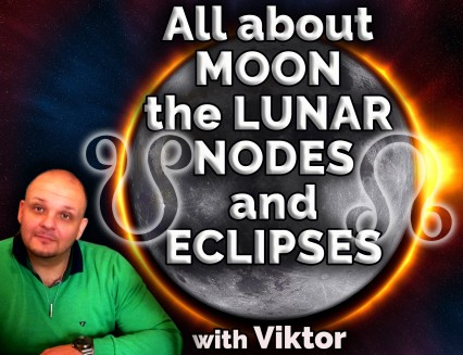 All about Moon, the Lunar Nodes and eclipses