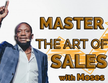 NEW Master the art of sales
