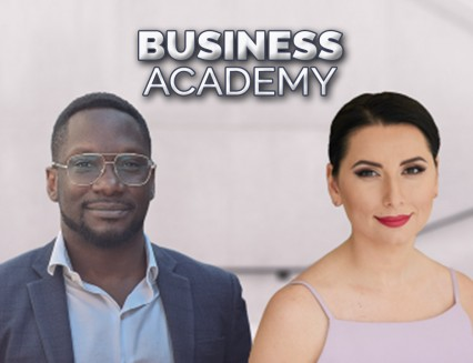 NEW Business Academy - successful business in 6 steps