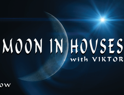 Moon in Houses