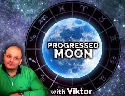BLACK FRIDAY DISCOUNT Progressed Moon