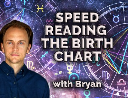 Speed Reading the Birth Chart!