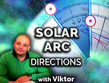 NEW Solar Arc direction