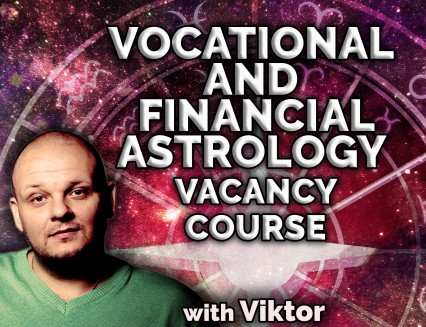 NEW VOCATIONAL AND FINANCIAL ASTROLOGY VACANCY COURSE