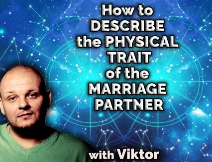NEW How to describe the physical trait of the marriage partner