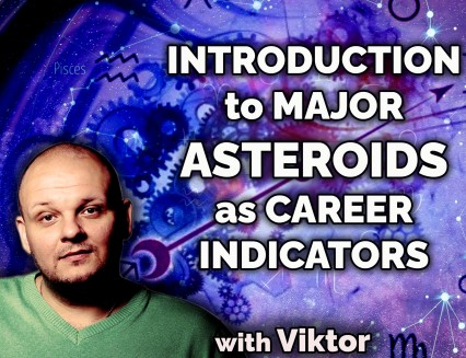 Introduction to major asteroids as career indicators