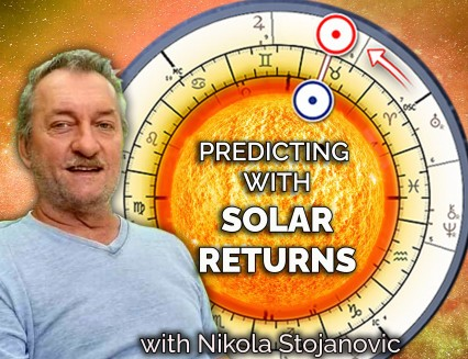 NEW Prediction with Solar Returns