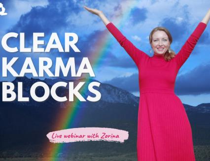 Clear Karma Blocks