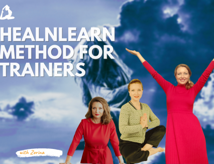 NEW The Healnlearn Method for Trainers