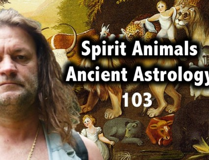 49 Spirit Animals. Map of the Soul. Ancient Astrology