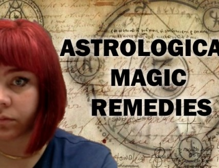 Astrology Magic Rituals. Practical Remedies