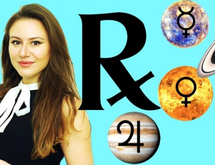 Retrograde Planets in the Birth Chart