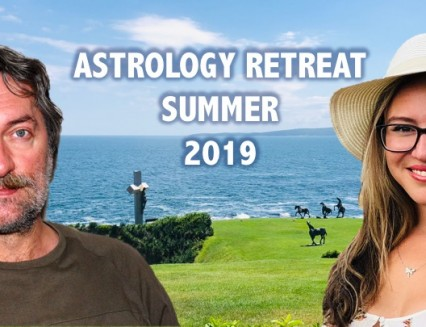 Astrology Retreat Summer 2019