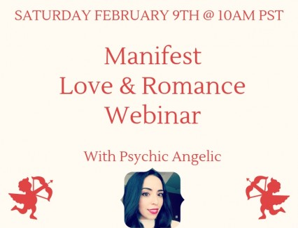 Manifest Love and Romance Workshop