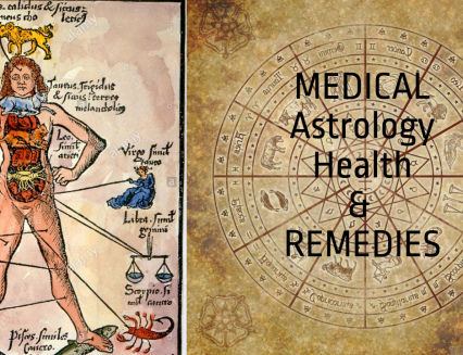 Health and remedies. Medical Astrology