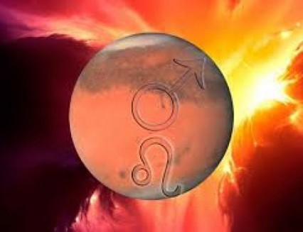 Mars in Leo. Energy and Sex style