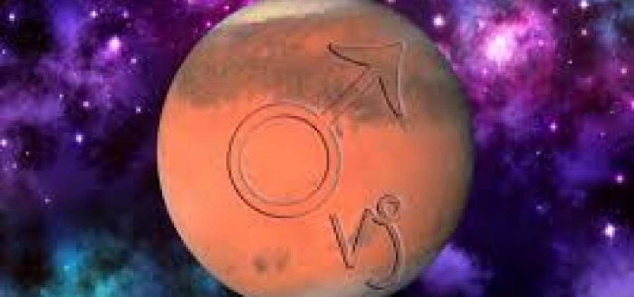 Mars in Capricorn. Energy and Sex Drive