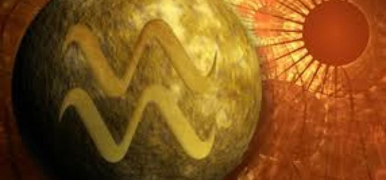 Mercury in Aquarius. Thinking and Skills