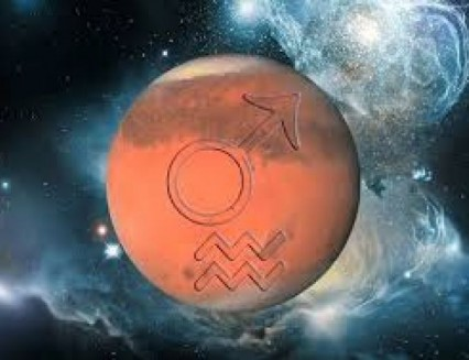 Mars in Aquarius. Energy and Sex Drive