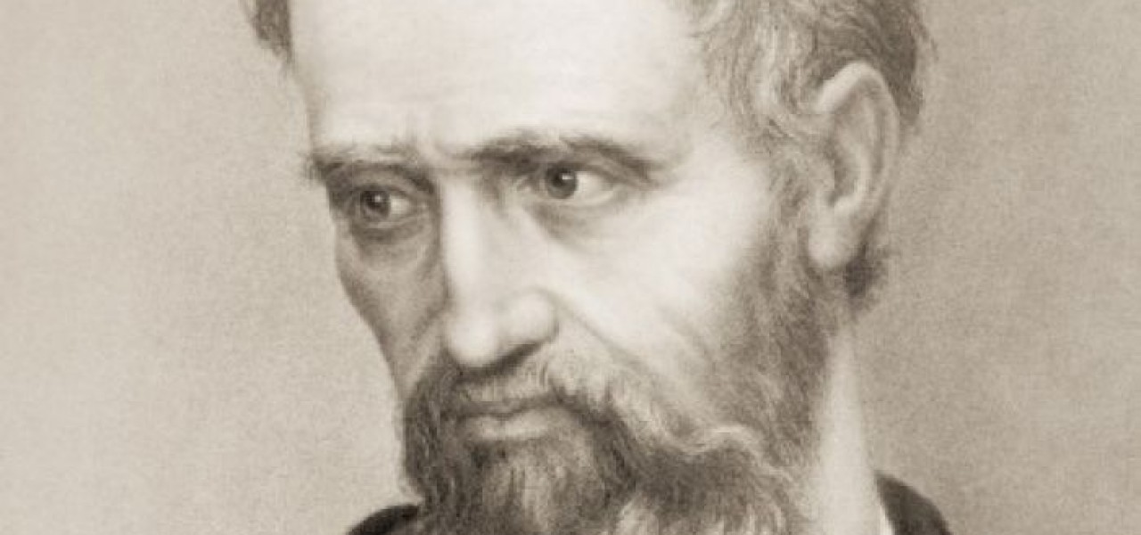 Michelangelo's Art and Life Through the Eyes of a Clairvoyant