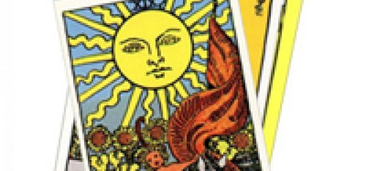 Which Tarot Card Are You?
