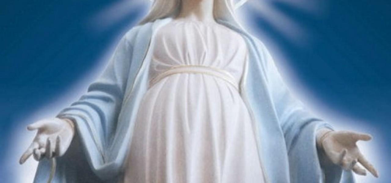 Divine Mother Healing