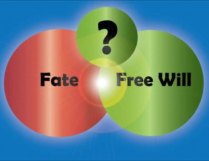 Are you a Fate or Free Will Person? Find out from Your Horoscope!