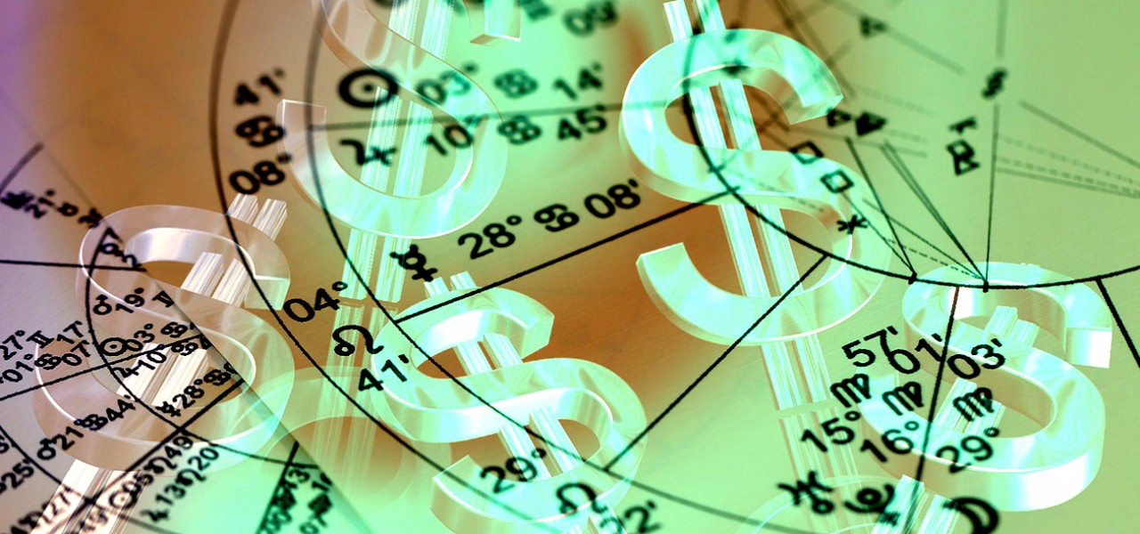 Do you know how to determine the money potential in your birth chart