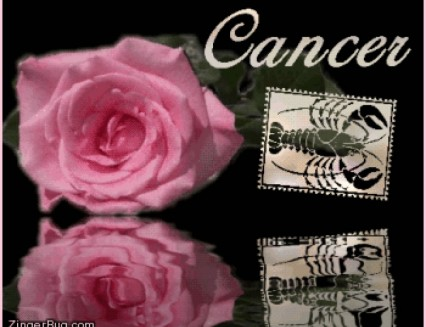 Cancer Color. Pink/ Purple Color Therapy