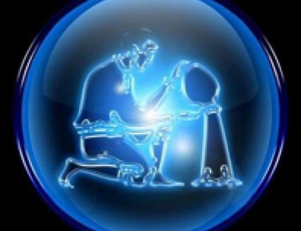 Aquarius Color-Indigo Blue.