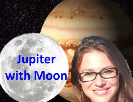 Moon with Jupiter in the Birth Chart. Moon Conjunct Jupiter