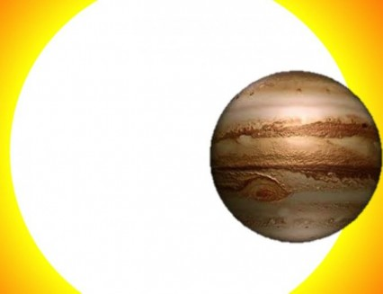 Sun Jupiter Aspect. Combust Jupiter in the Birth Chart