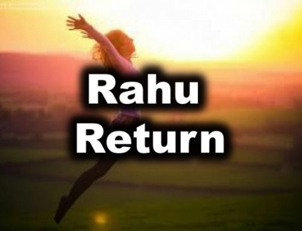 Rahu Return! The Trampoline Effect.