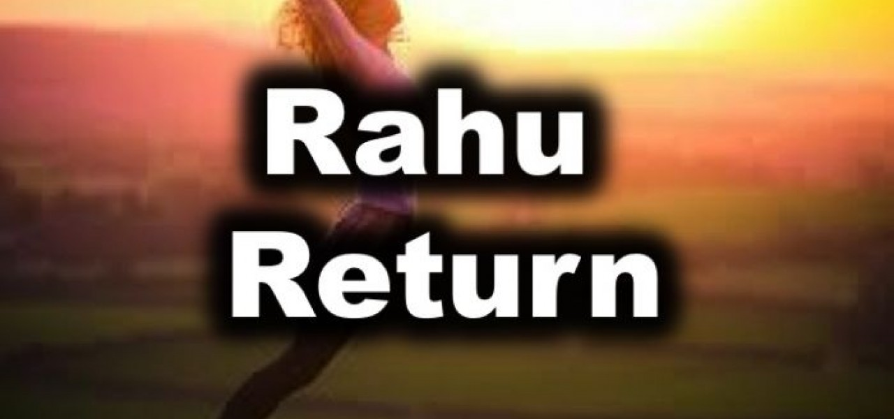 Astrolada | Rahu Return! The Trampoline Effect